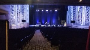 Venue Saban Theater Beverly Hills